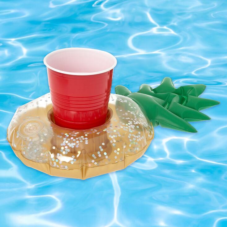 Pineapple Drink Float,