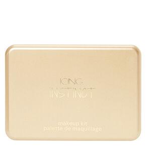 Black & Gold Mini Cube Makeup Kit,