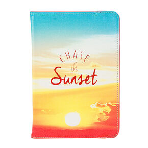 Chase the Sunset Universal Tablet Case,