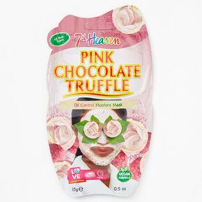 7th Heaven Pink Chocolate Truffle Oil Control Moisture Mask,