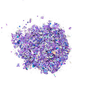 Unicorn Dust Body Glitter - Purple,
