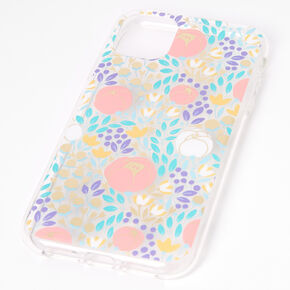 Spring Flower Protective Phone Case - Fits iPhone 11,
