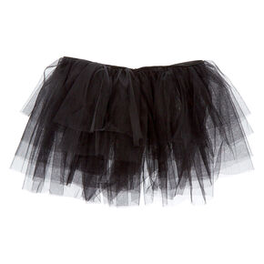 Layered Tutu - Black,