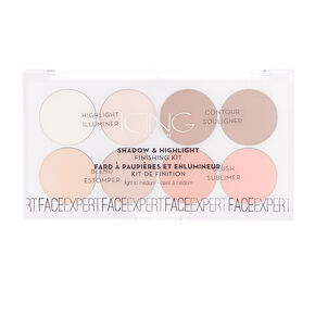 Expert Light to Medium Contour & Highlight Face Palette,