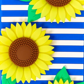 Sunflower Striped Phone Case - Fits iPhone 6/6S,