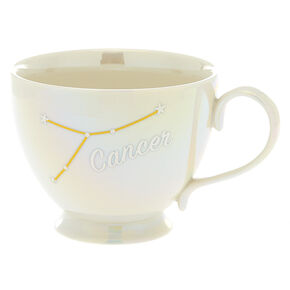 Zodiac Ceramic Mug - Cancer,