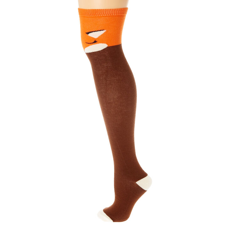 Sly Fox Knee High Socks,