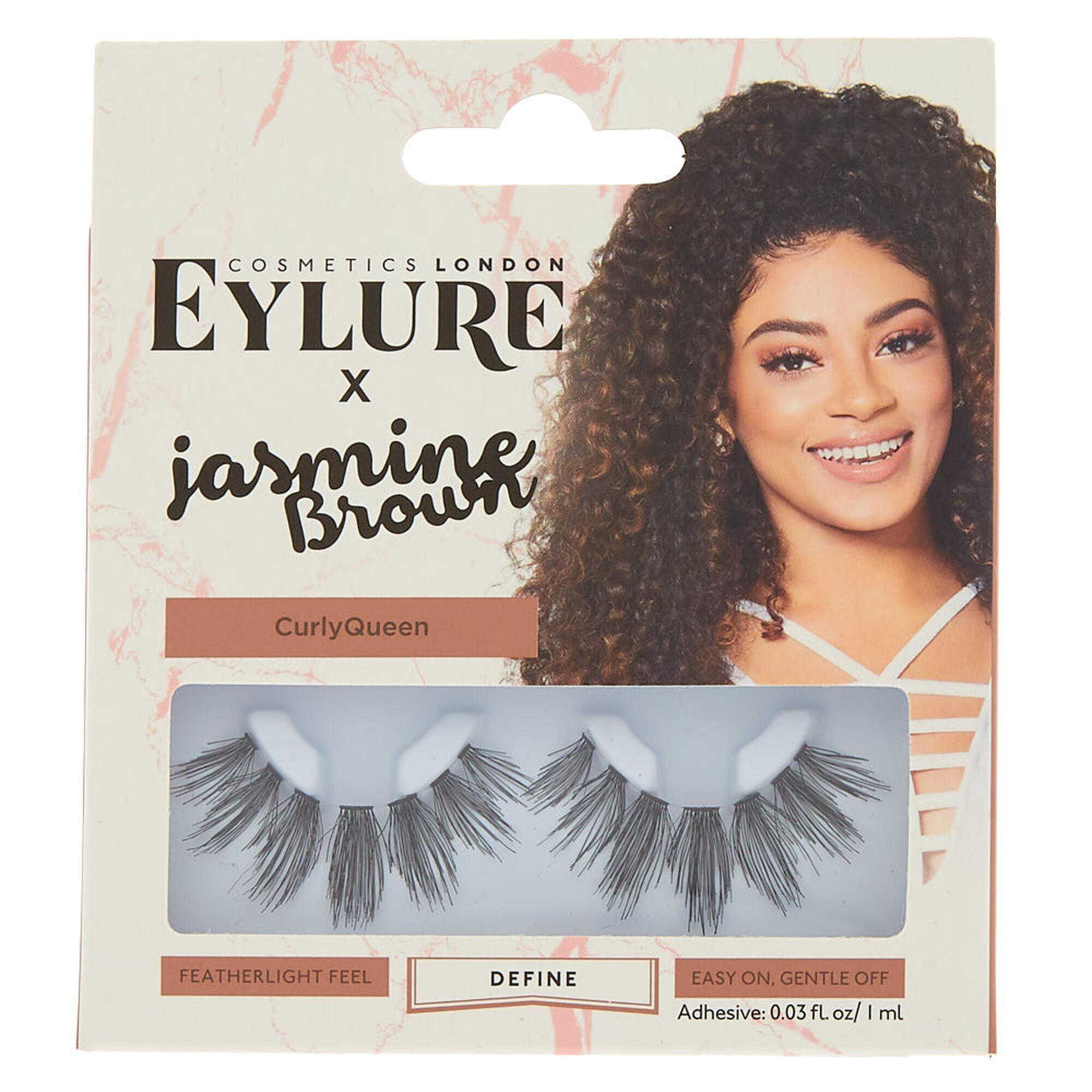 Eylure By Jasmine Brown Define False Eyelashes Icing Us