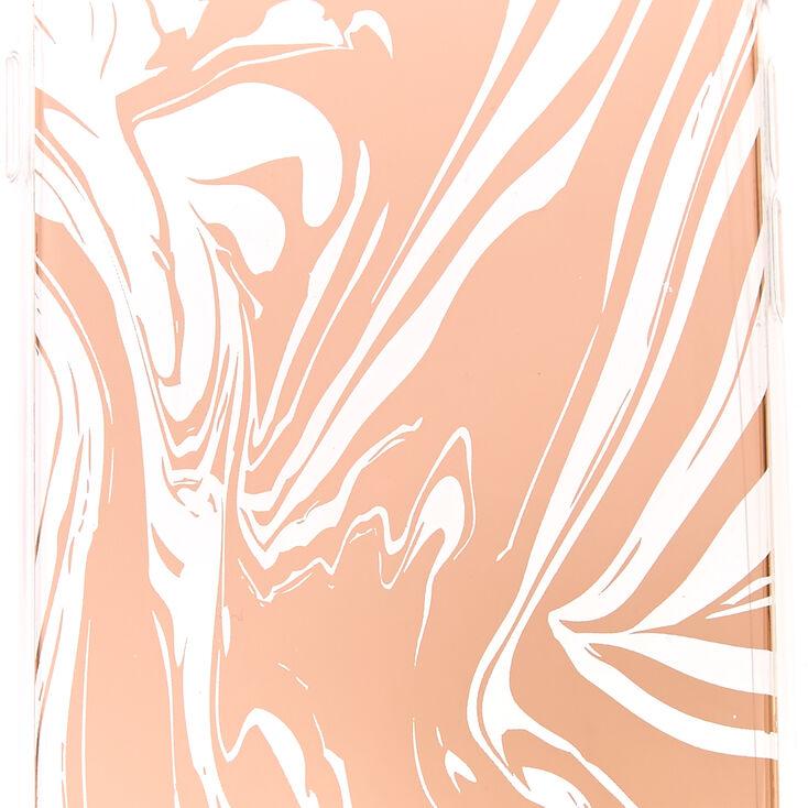 Rose Gold Swirl Phone Case,