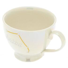 Zodiac Ceramic Mug - Aries,