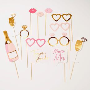 Bachelorette Party Prop Set - 20 Pack,