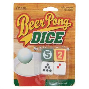 Beer Pong Dice,