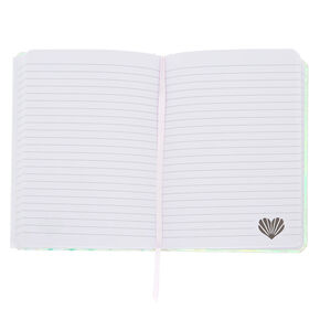 Mermaid Lovers Anonymous Holographic Journal,