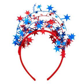 Tinsel Stars Headband,