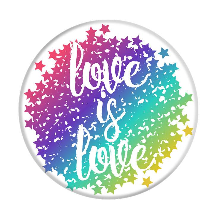 PopSockets PopGrip - Love Is Love,