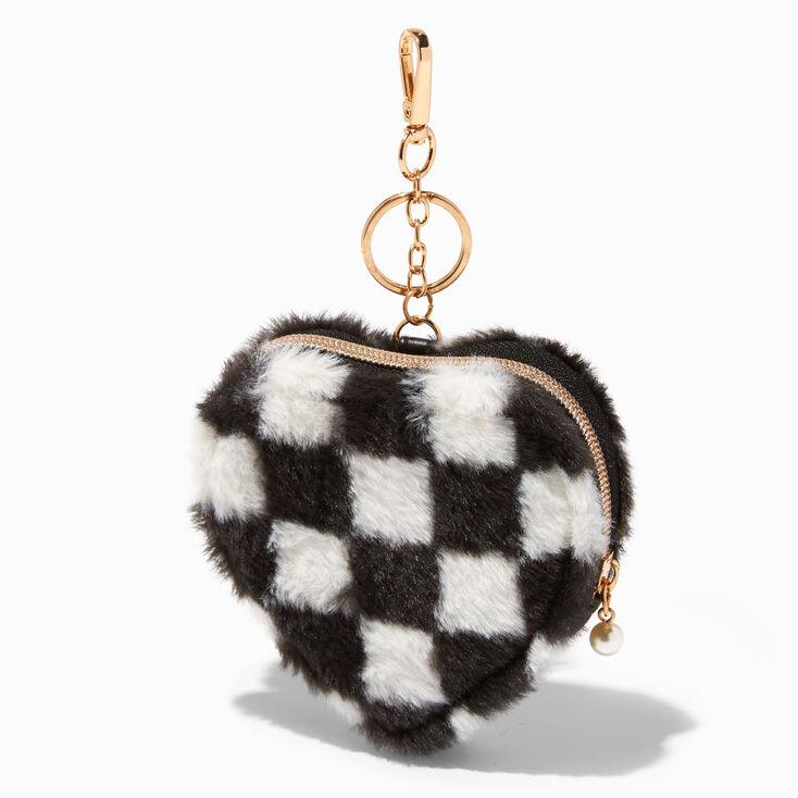 Pink Clear Ball Stud Earrings,