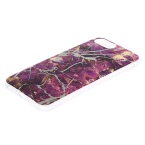 Cracked Amethyst Phone Case - Fits iPhone 6/7/8 Plus,