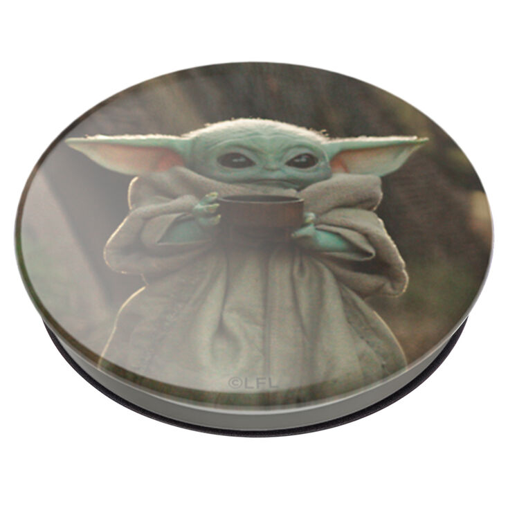 PopSockets Swappable PopGrip - Baby Yoda,