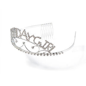 Rhinestone Birthday Girl Tiara,