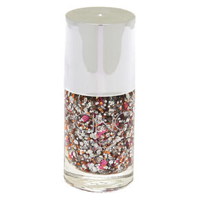 Mixed Glitter Nail Polish - Metallic Confetti,