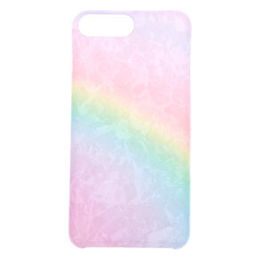Pastel Rainbow Shell Phone Case,