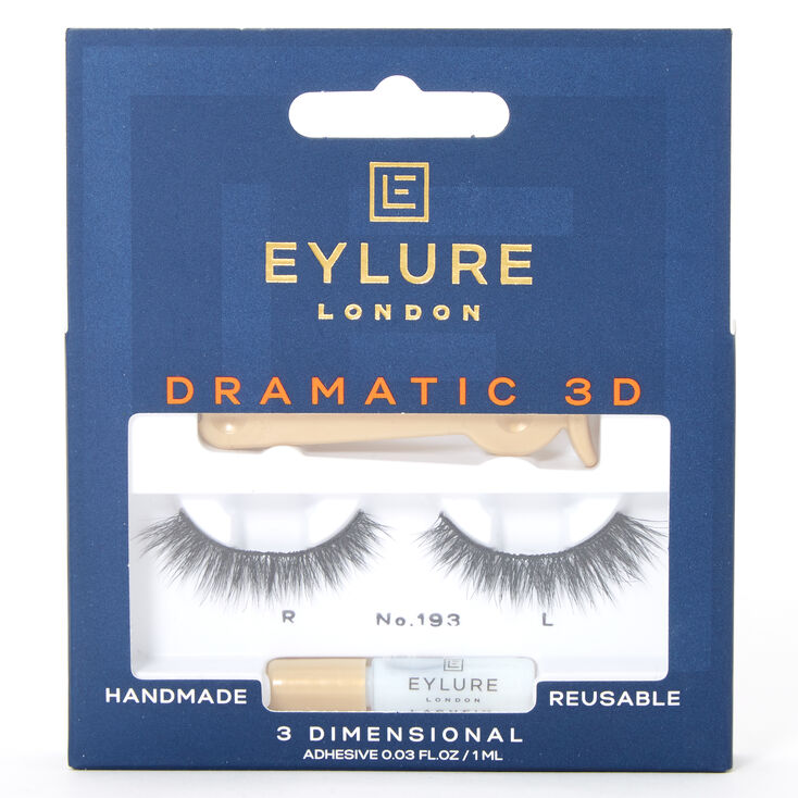 Eylure Dramatic 3D  No. 193 False Lashes,