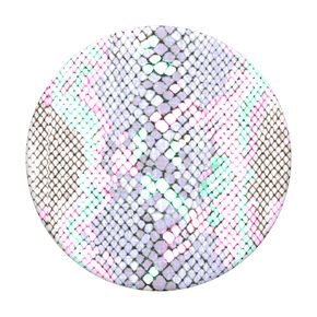 PopSockets Swappable PopGrip - Pastel Snakeskin,
