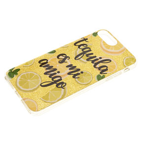 Tequila Lemon Phone Case,