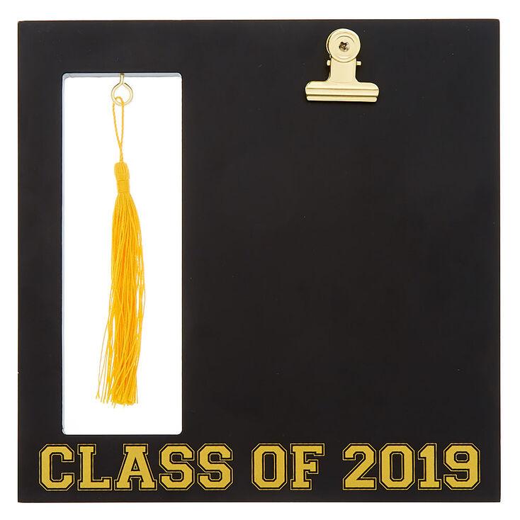 Class of 2019 Tassel Clip Wall Art - Black,