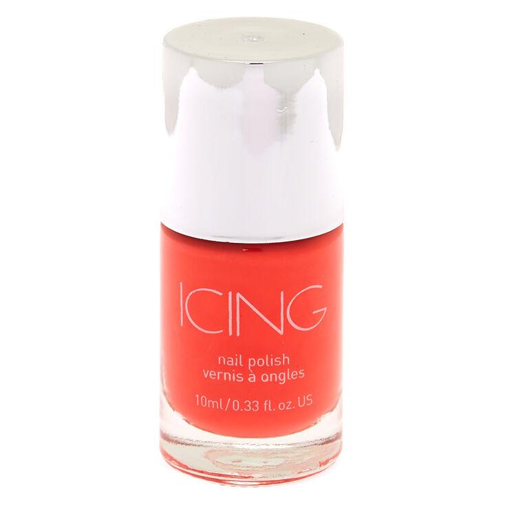 Solid Nail Polish - Coral,