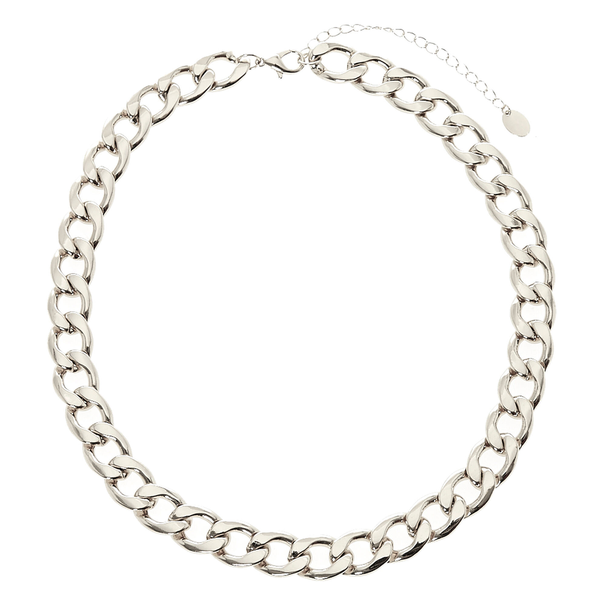 buy india silver dsc shubhki chain jewellery rolo online product design for in men