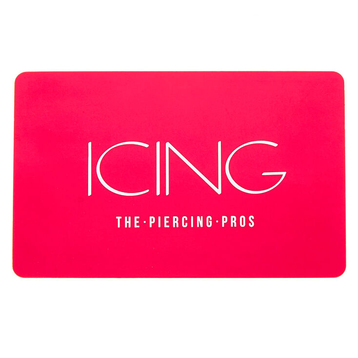 $20.00 USD Icing Signature Gift Card,