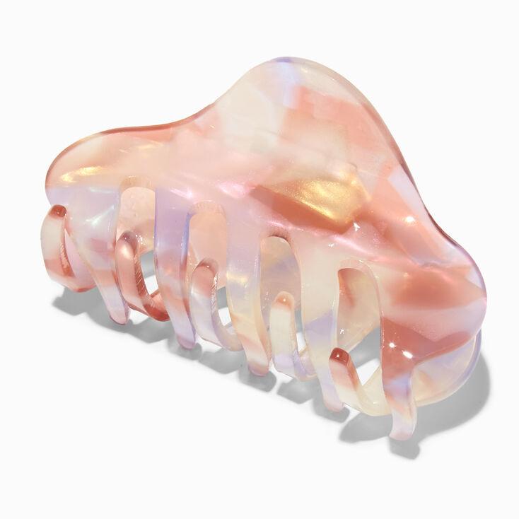 Rose Gold Teardrop Pave Jewelry Set,