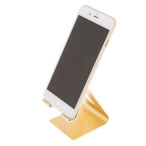 Metallic Phone Stand - Gold,