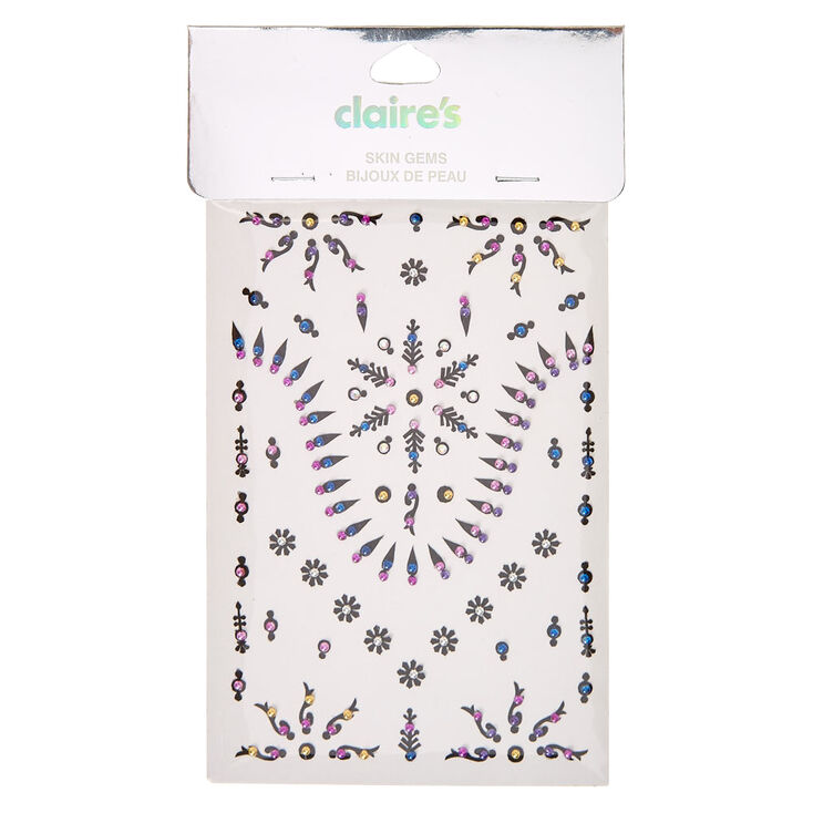 Multi-Pattern Skin Gems,