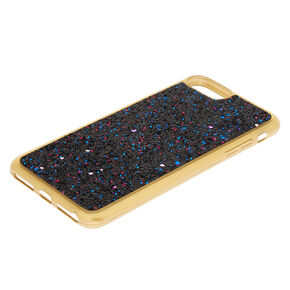 Cosmic Cake Glitter Phone Case - Gold,