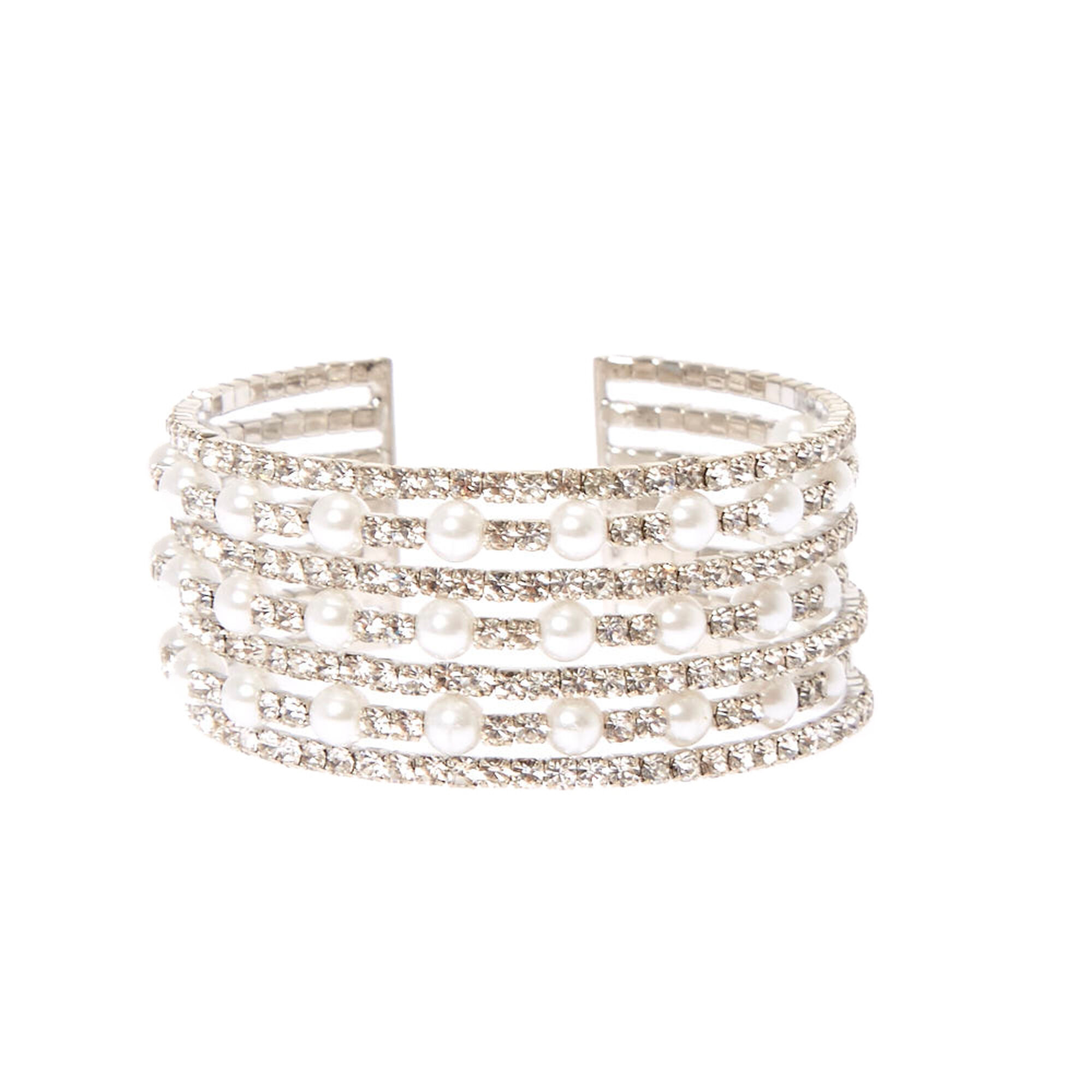 bangle atheria open llc bezel cuff collections bangles bracelets diamond