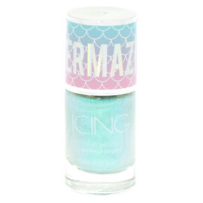 Mermazing Iridescent Nail Polish - Mermaid Mint,