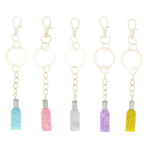 Wine Bottle Keychain - 5 Pack,