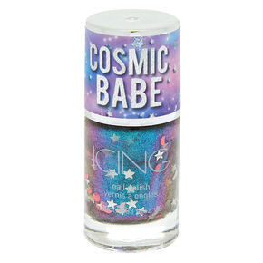Cosmic Babe Nail Polish - Cosmic Teal Glitz,