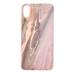 Foil Agate Phone Case - Fits iPhone X/XS,