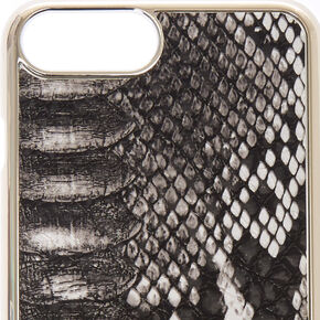 Snake Skin Textured Phone Case,
