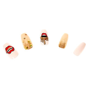 cute fake nails at claires  nail and manicure trends