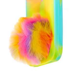 Tie-Dye Bunny Scented Phone Case - Fits iPhone 6/7/8 Plus,
