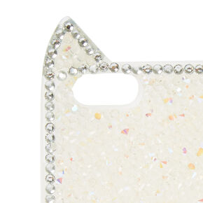 Bling Cat Phone Case - Fits iPhone 6/6S,