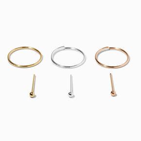 """Silver 2.5"""" Multi Loop Rhinestone Drop Earrings,"""
