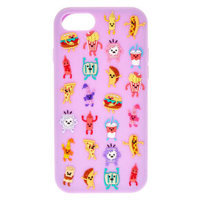 Food Emoticons Phone Case,