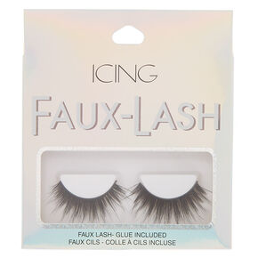 Dramatic False Lashes - Black,