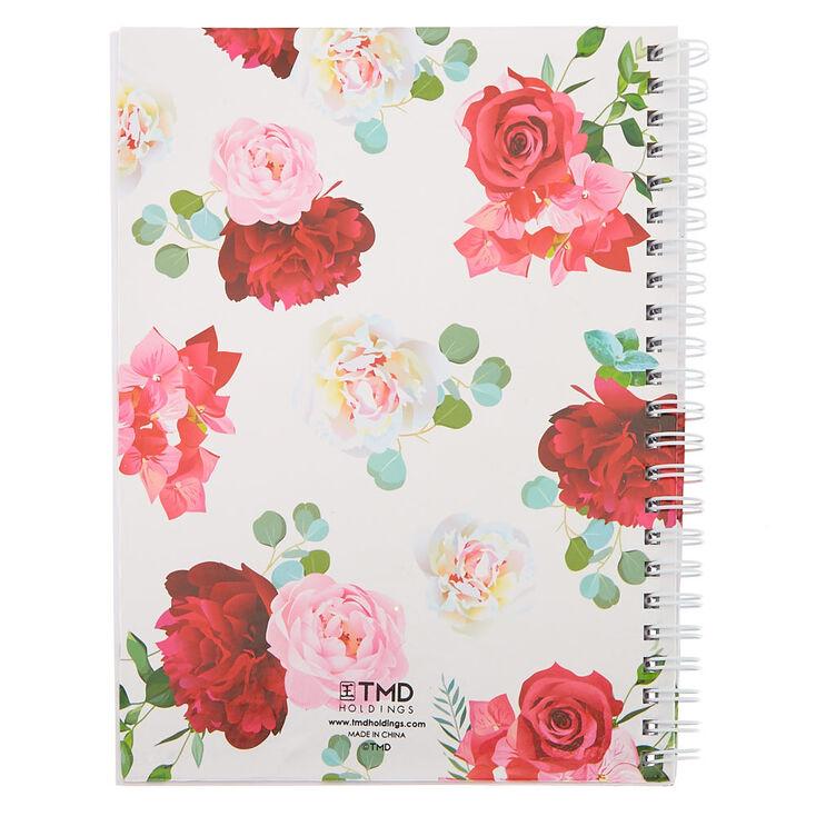 Floral Future Mrs. Wedding Planner Notebook,
