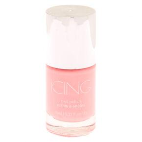 Solid Nail Polish - Neon Pink,